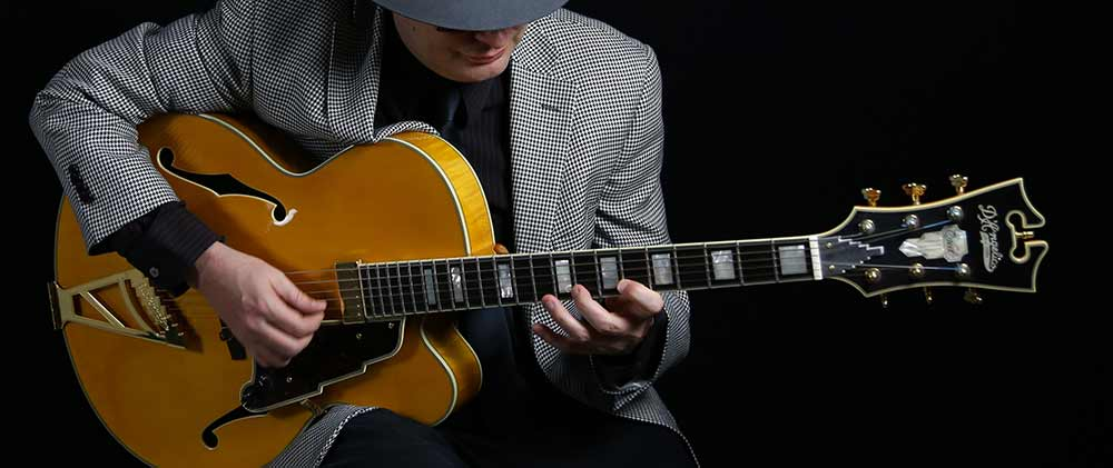 Bob Niederriter Jazz Guitar